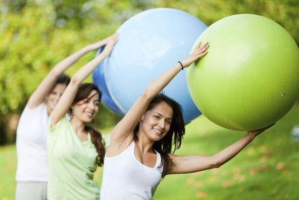 Prefieres un ambiente sereno. En general, en las clases de Pilates hay p...