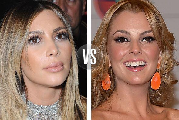 Kim Kardashian y Marjorie de Sousa tienen los mismos 33 años vivi...