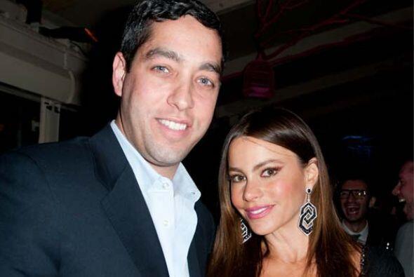 Fue la colombiana quien dio a conocer la noticia en su cuenta de Whosay....