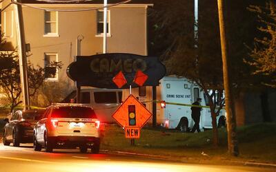 Las autoridades investigan si hubo más de un implicado en el tiro...