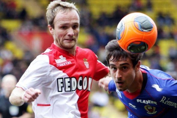 Lo que Mónaco ya tiene asegurado es acompañar al PSG en la Champions. Li...