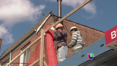 El sector de la construcción, el que más hispanos emplea en NY