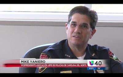 Jefes de Policía de NC se oponen a HB 868