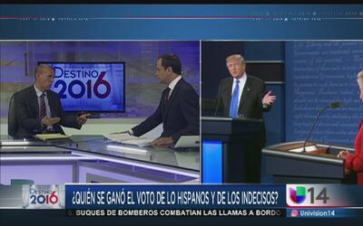 ¿Quién ganó el debate presidencial?