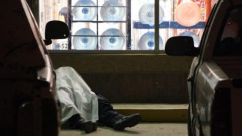 Mientras México es abatido por la violencia del crimen organizado, Estad...