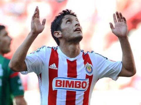 Ángel Reyna es sin duda uno de los mejores jugadores del f&uacute...