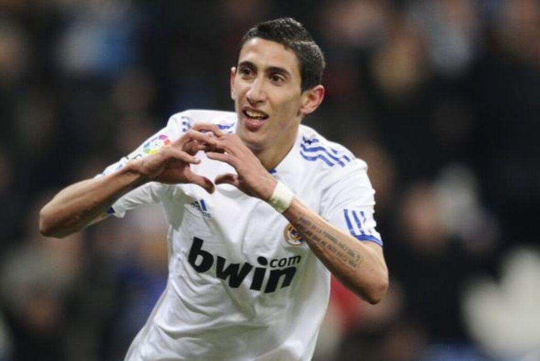 Angel Di María: un futbolista de unas cualidades únicas en el Real Madri...