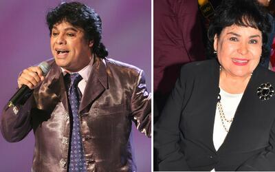 ¿Quién escribía las canciones de Juan Gabriel en realidad? Carmen Salina...