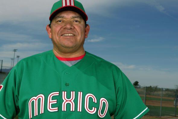 Formó parte del staff de coacheo de la Selección Mexicana...