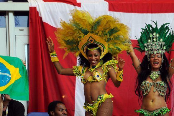 ¿Y qué tal la fans de Brasil?