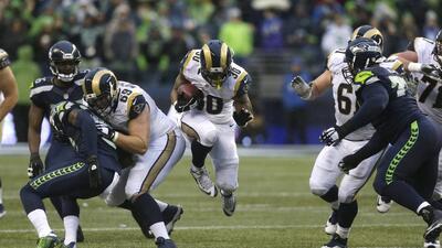 Rams 23-17 Seahawks: St. Louis otra vez se le indigesta a los Seahawks (...