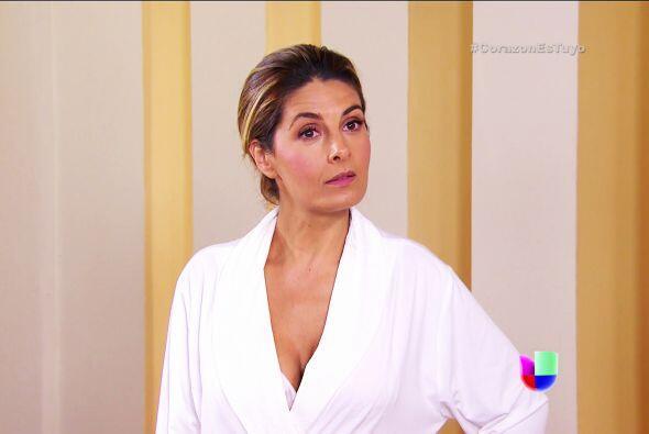 Pues te saliste con la tuya Isabela, Ana decidió que no pasar&aac...