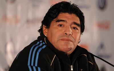 Maradona amenazó con renunciar a la FIFA: se enojó con un nombramiento e...
