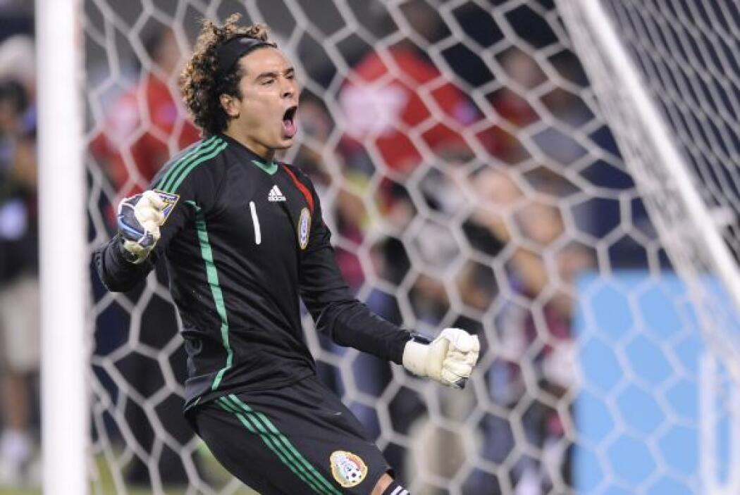 Por su parte, Guillermo Ochoa, jugador mexicano sobre el que los rumores...