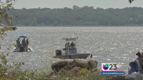Dos hombres desaparecieron en el Lago Cedar Creek