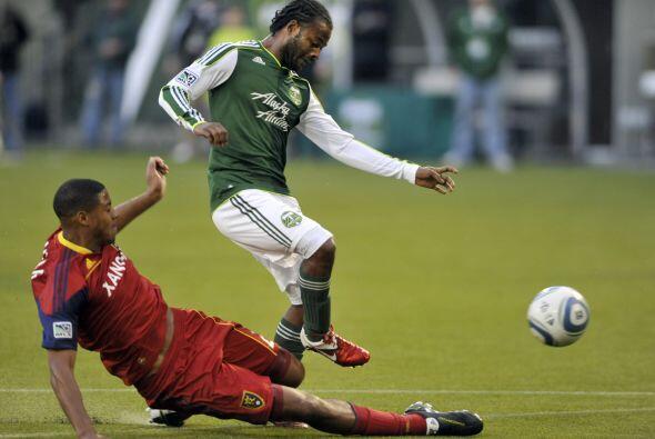 Un gol le bastó a Portland para llevarse la victoria ante el Real...