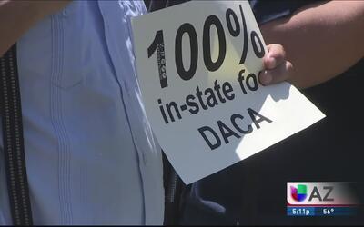 Dreamers en Arizona se preparan para hacer frente a las promesas de Trump