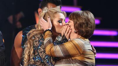 Emotivo reencuentro de Marjorie De Sousa y su familia en Mira Quién Baila