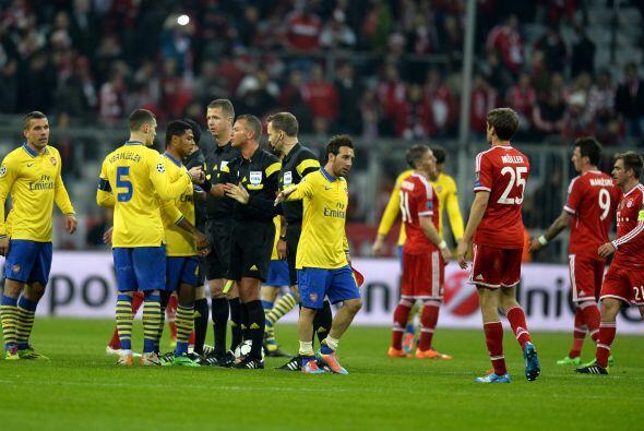 LO PEOR - Arsenal, una historia conocida:   Más allá de si...
