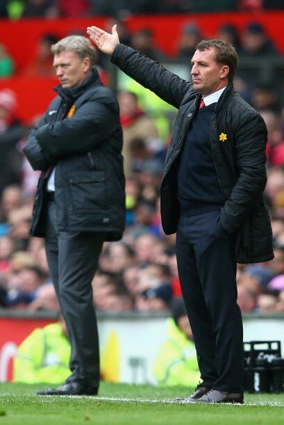 David Moyes, entrenador de los locales, estaba desesperado por el mejor...