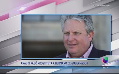 Escandalosa revelación de Anaudi Hernández sobre pago de prostituta