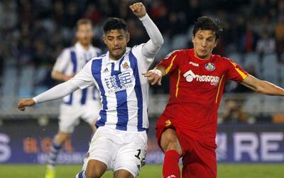 En la Real Sociedad dudan del compromiso de Carlos Vela con el club