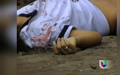 El Salvador tiene la tasa de muertes violentas de mujeres más alta del m...