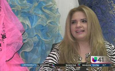 Adriana Moncaya superó los obstáculos para volverse emprendedora
