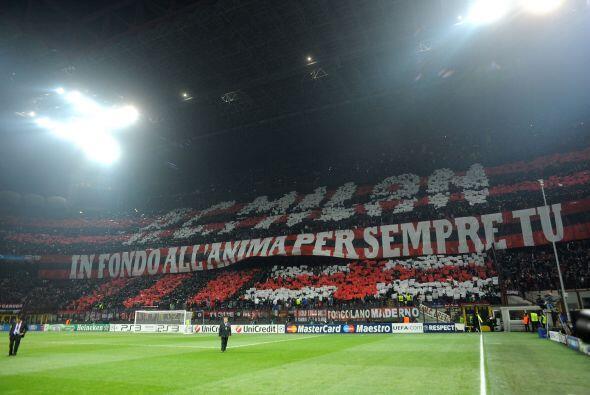 El San Siro presenciaba, aunque con un solo gol, un recital ofensivo de...