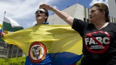 El gobierno de Colombia iniciará un proceso de diálogo con la guerrilla...