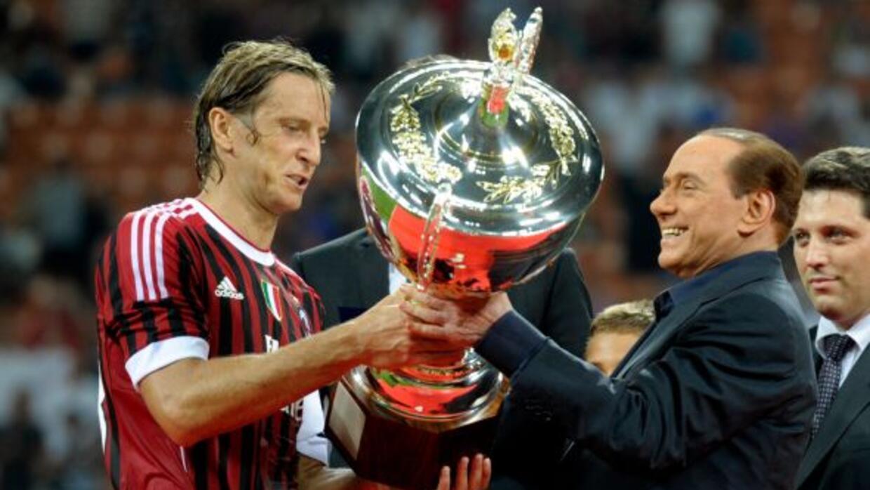 Silvio Berlusconi ha vivido grandes momentos al frente del cuatro Rosson...