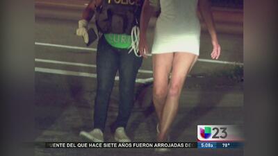 Arrestos por tráfico humano en Texas