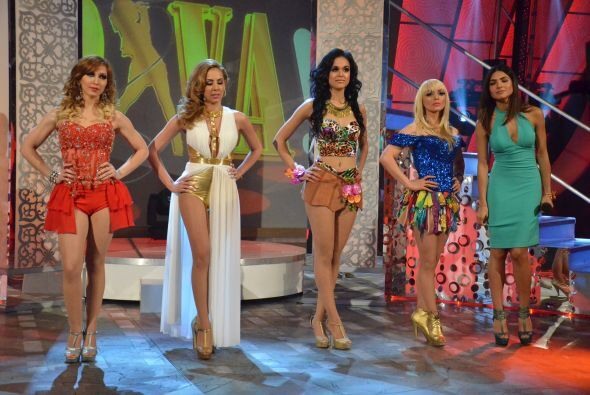 ¿Cuál de estas cuatro talentosas mujeres no pasará a la gran final de Vi...