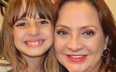 Sale a la luz fotografía de la hija de Mónica Spear
