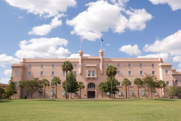 Citadel Military College, Charleston, SC |  Tasa admisiones: 80% | Costo...