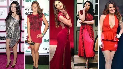 Irina Baeva y Marlene Favela tienen mucho estilo, mira qué otras actrice...