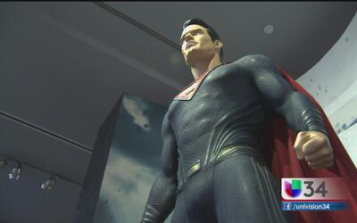 Conoce la más grande colección de héroes y villanos de DC Comics