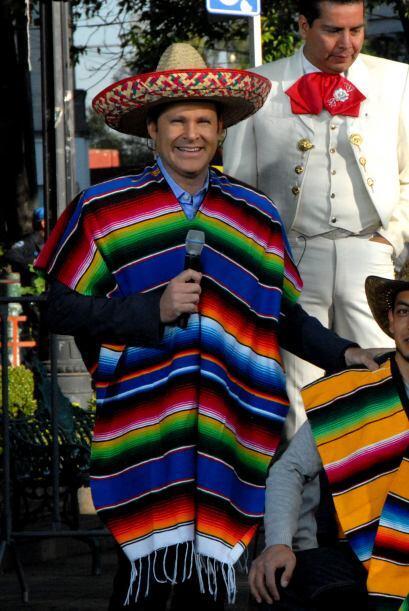 En México se le quiere mucho. Es miembro honorario de los Paparrines Nov...