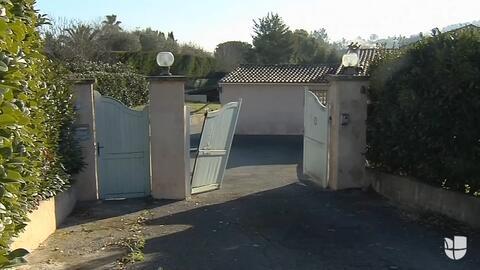 Así es el lugar adonde arrestaron a los sospechosos en del robo de Kim K...