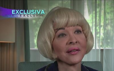 Fallece la actriz Alina Hernández, Cachita, su última entrevista, 'de Al...