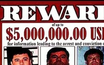 """""""El Chapo"""" Guzmán, el más buscado"""