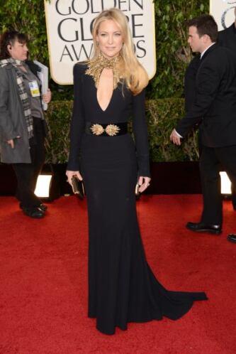 La que casi nos causa un paro cardíaco fue Kate Hudson, pues su escote n...