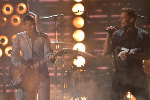 Dos talentos de Puerto Rico para el mundo.