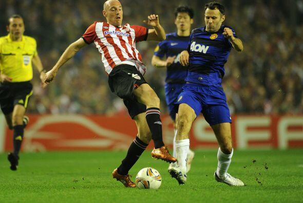 El Athletic seguía con la pelota en su posesión, muy cerca del tercer gol.