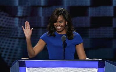 El mensaje de Michelle Obama contra Donald Trump