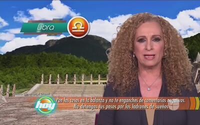 Mizada Libra 29 de marzo de 2017