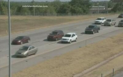Arresto de inmigrantes en plena autopista de Oklahoma