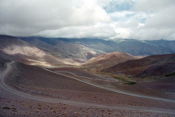 Ruta 40, Argentina  (Foto: Flickr)