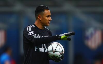 Keylor Navas, duda para la Copa América