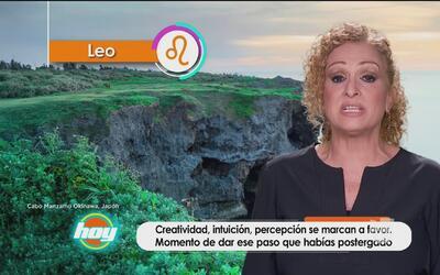 Mizada Leo 27 de octubre de 2016